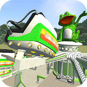 Techno Jump - Best Ride Simulators  Icon