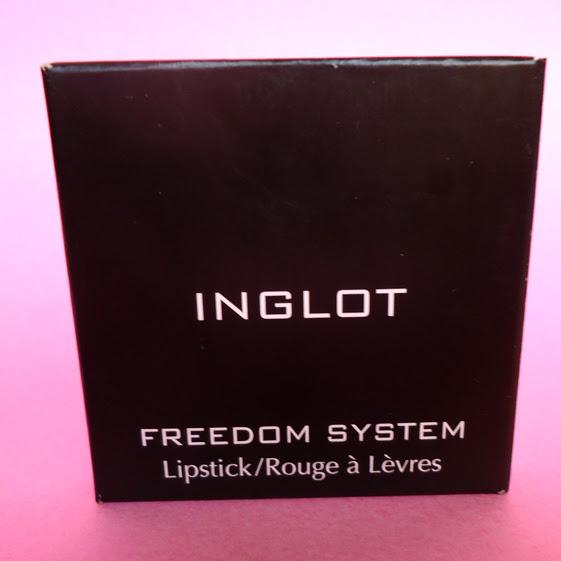 Червило Inglot Freedom System №99