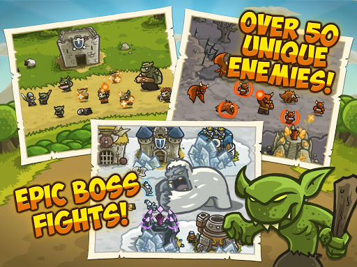Kingdom Rush screenshot 11