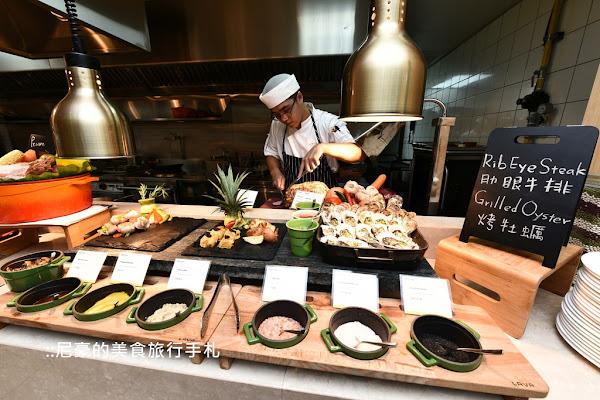 知味西餐廳@宜蘭Westin力麗威斯汀度假酒店,早晚餐精緻Buffet吃到飽!