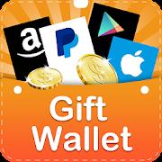 Gift Wallet - Free Reward Card