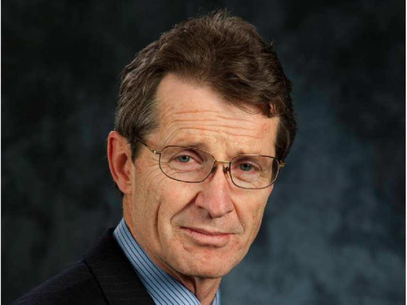 Liberal Leader David Swann