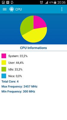 Fast Cooling CPU - screenshot