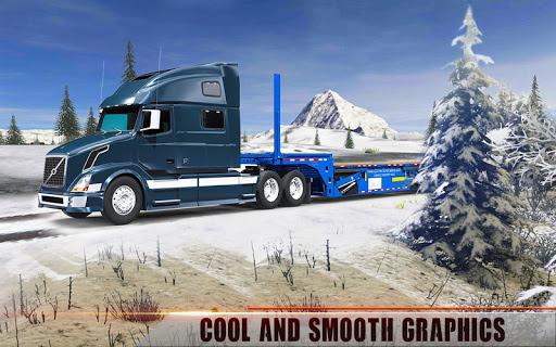 Euro Truck Driver Simulator: Cargo Truck Driving 1.0.1 screenshots 1
