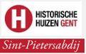 Huisje Kakelbont Musea in Gent Sint-Pietersabdij