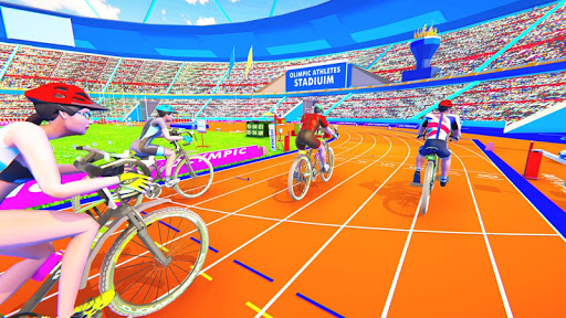 BMX Cycle Racing Track Challenge 1.0 screenshots 3