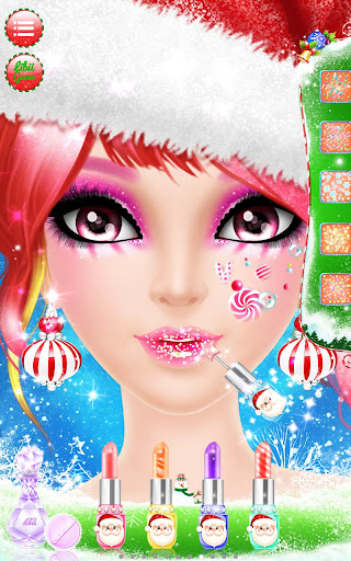 Makeup Me: Christmas 1.0 screenshots 2