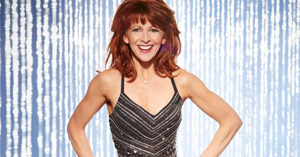 Bonnie Langford still has sore hip after Dancing on Ice fall