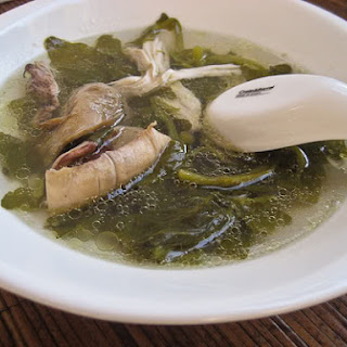 Watercress Soup Recipe 西洋菜湯