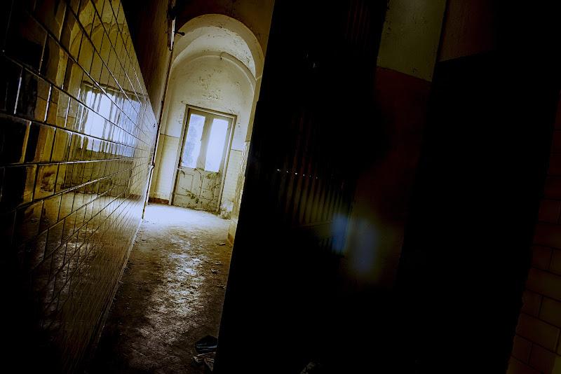 Dove le luci si sopengono di daniele sala