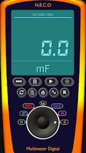 Multimeter/Oscilloscope/Sound Generator v2.0.1 (SAP) (Paid) 3