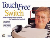 Photo: Touch Free Switch by Riverdeep