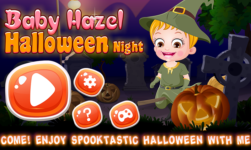 Baby Hazel Halloween Night- screenshot