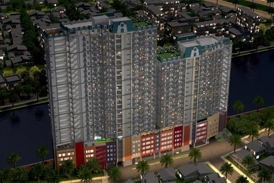 Harbour Park Residences, Mandaluyong