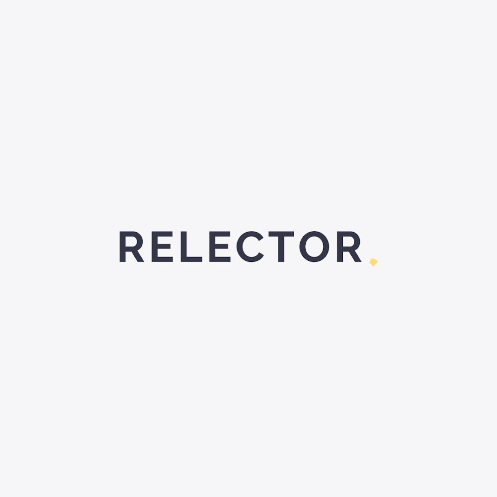 Relector Inc. - Logo Template
