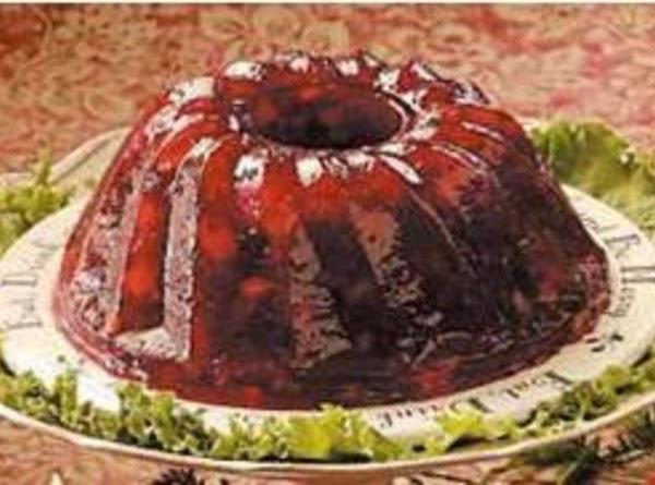 Thanksgiving Cranberry Salad Recipe