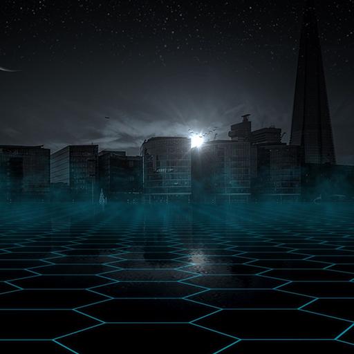 未來科技主題 個人化 App LOGO-APP試玩
