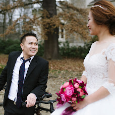 Wedding photographer Karina Makukhova (MakukhovaKaryna). Photo of 25.12.2016