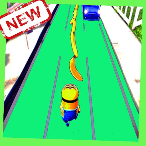 Subway minion banana rush