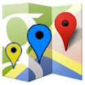 Travel Route ADS icon