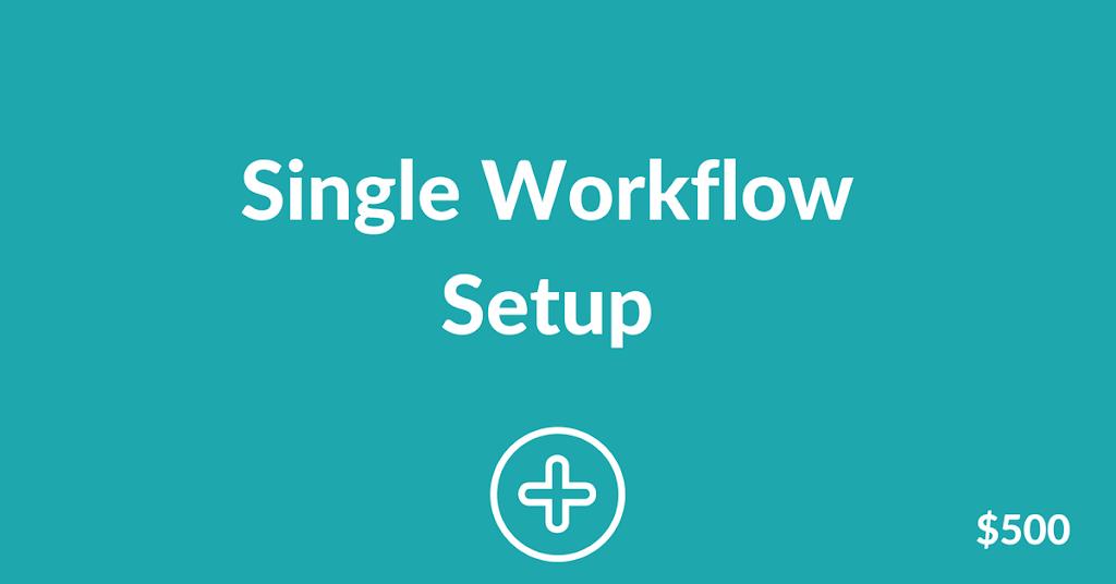 Single Workflow