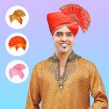 Marathi Traditional Pheta Editor icon