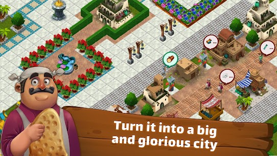 SunCity: City Builder, Farming Mod Apk (Unlimited Storage) 2