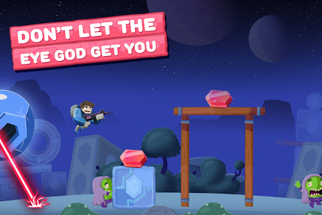 Ruby Run: Eye God's Revenge - screenshot thumbnail