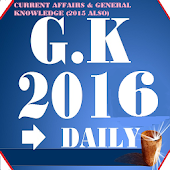 GK 2016-17 & Current Affairs