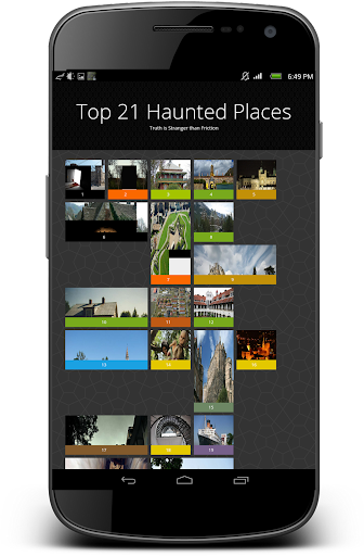 Haunted Places Top 21