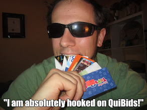 """Photo: Congrats to A.J. A., the newest QuiBidder of the Week! Check out A.J.'s bidding strategy, which he claims can be viewed as """"sneaky."""" Do you think A.J.'s QuiBids Strategy is sneaky? Leave a comment and let us know your thoughts.  http://blog.quibids.com/quibidder-of-the-week-a-j-a/"""