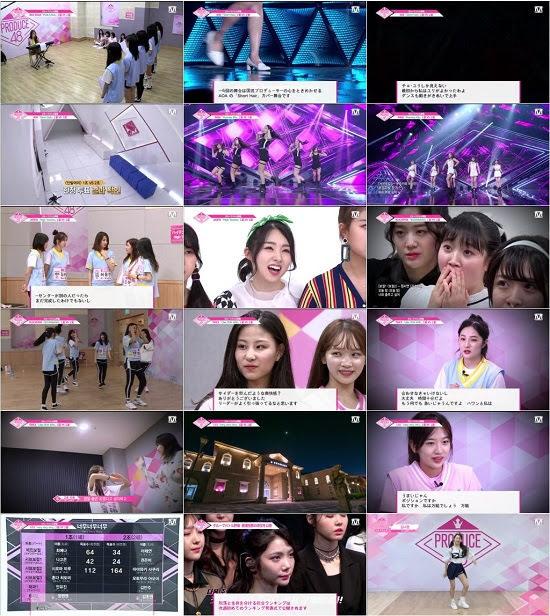 (TV-Variety)(720p+1080i) PRODUCE48 ep04 180706