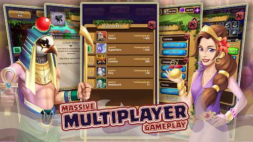 ud83dudd31Almighty: Multiplayer god idle clicker gameud83dudd31 filehippodl screenshot 5