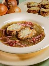 Photo: Włoska zupa cebulowa