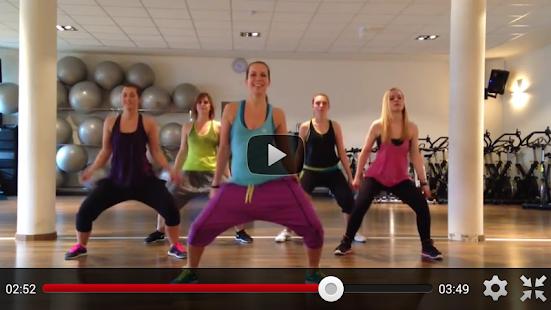 Reggaeton Dance Workout Screenshot Thumbnail