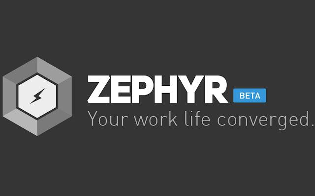 Zephyr Extension