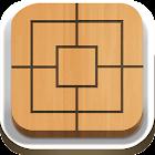 Moinho - Clássicos jogos de tabuleiro icon