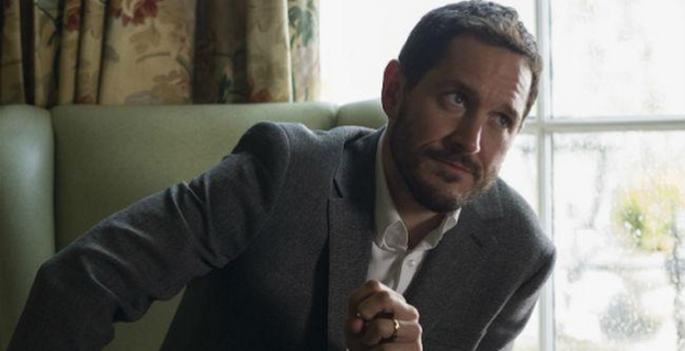 Bertie Carvel had to 'persuade' himself to take on Doctor Foster role