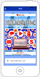 Ezine Marketing eBook✔️ for PC-Windows 7,8,10 and Mac apk screenshot 3