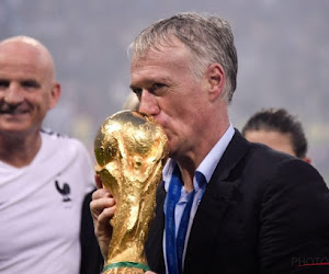 """Didier Deschamps komt terug op halve finale WK : """"Je voelde dat de Belgen niet zouden scoren"""""""