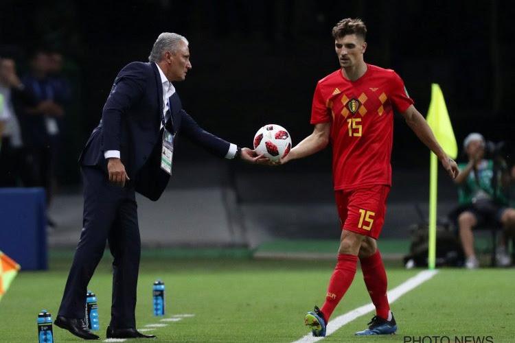 """Braziliaanse bondscoach: """"Lig soms nog wakker van WK-uitschakeling tegen België: we creëerden nooit meer kansen dan toen"""""""