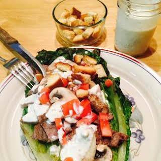 Grilled Steakhouse Salad.