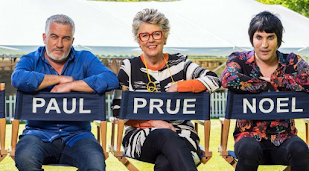 Paul Hollywood's innuendo-filled Bake Off breaks