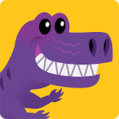 Dino Sight Words: Kindergarten