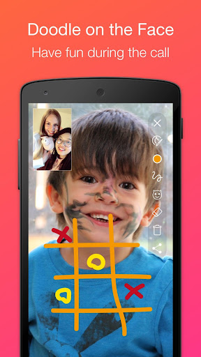 JusTalk - Free Video Calls and Fun Video Chat 7.2.58 screenshots 2