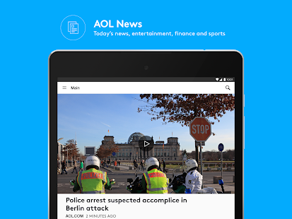 AOL - News, Mail & Video- screenshot thumbnail