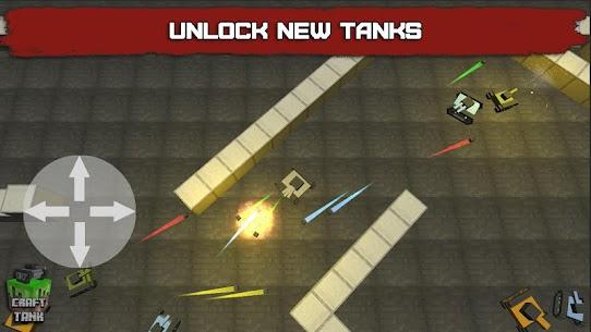 Craft Tank Mod Apk (Unlimited Gold) 10