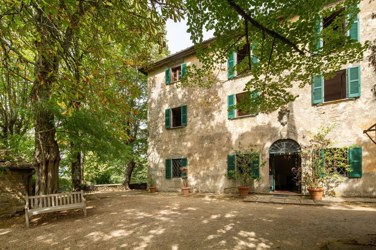 Villa Bagnolo_Cortona_1