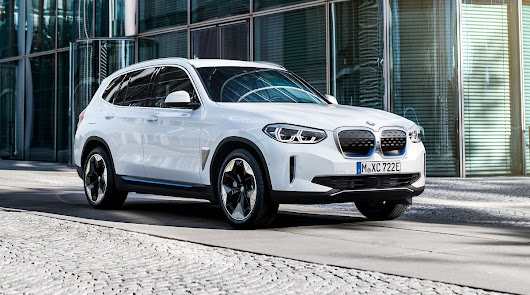 Automotor Costa ya dispone del nuevo BMW iX3