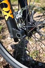 Photo: Scott Genius LT Tuned on the trails in Deer Valley, Utah during Scott Week.